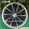 Auto rodas de alumínio universais da liga das bordas para carros