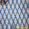 Maglia a fisarmonica rivestita del rasoio del filo del PVC