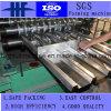 機械を形作る構築の金属のデッキロール