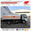Camion de réservoir bon marché de Bowser d'essence d'acier du carbone des prix pour la Tanzanie