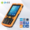 Lettore Android robusto dello scanner RFID del codice a barre della maniglia PDA con 3G WiFi