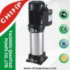 Pompa ad acqua verticale a più stadi resistente di Electirc dell'acciaio inossidabile del commestibile di alta qualità