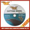 Meilleure roue de bonne qualité de découpage d'Inox des prix pour le métal