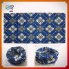 安い習慣によって印刷される多機能様式のサテンのヘッドスカーフ(HYS-AF002)