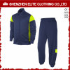 Tracksuit de moda del azul de marina del diseño de la manera nuevo para los hombres (ELTTI-15)