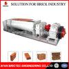 Machine de fabrication de brique d'argile pour le double mélangeur d'arbre