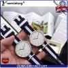 La nueva venda de nylon colorida de la OTAN del reloj de manera Yxl-499 mira los relojes militares del cuarzo de los pares de Wristwathc del deporte de los hombres