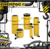 Rr-Serie di Enerpac, cilindri ad effetto doppio