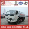 Camion del serbatoio dell'olio del camion di combustibile da 5000 litri piccolo da vendere