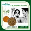 Extrato de Epimedium em pó / Extracto de epimedio Extrato de planta de extracto de planta de Icariin