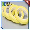 Cinta auta-adhesivo amarilla a prueba de calor de Mylar del poliester para las baterías