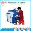 Máquina de soldadura do laser do soldador 100With200W do laser do elevado desempenho para a jóia