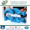 Piezas que trabajan a máquina del CNC anodizadas en diversos colores
