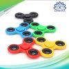 Buntes Unruhe-Spielzeug entlasten Plastik-EDC-Finger-Handspinner für Druck