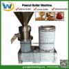 Machine de meulage industrielle de rectifieuse de générateur de beurre de sésame d'amande d'arachide de la Chine