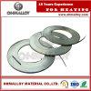 Liga padrão da tira Nicr30/20 Ni30cr20 do GB para o fogão industrial