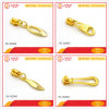 Hot Sale Bag Zipper Sliders, qualité normale Metal Zipper Pullers