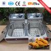 Friggitrice/vaschetta di frittura elettriche professionali industriali
