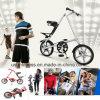 14-дюймовый складной городской электрический велосипед с дешевой ценой