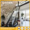 Cerca de cristal de la piscina del pasamano de la barandilla del acero inoxidable para la escalera y el balcón