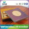 Коробка роскошного цветастого бумажного печатание упаковывая (с выбивать)