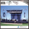 en venta fáciles de aluminio instalan diseño del braguero de la iluminación de DJ de la etapa