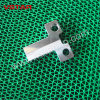 Soem passte Aluminium CNC-maschinell bearbeitenteil für Halter maschinell bearbeitetes Teil an