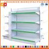 スーパーマーケットの薬学の贅沢で装飾的なガラス棚付けの棚(Zhs165)