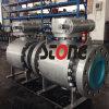 API Forja de acero montaje de muñones válvula de bola de 600 libras A105
