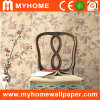 Prix bas Non-Woven Wallpaper avec Beautiful Flowers