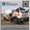 Benz 10 Speculant 9 van het noorden Cbm de Vrachtwagen van de Mixer van de Doorgang