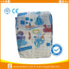 Back respirável Sheet Baby Diaper para Summer Production Line