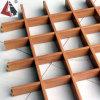 Плитки потолка решетки строительного материала алюминиевые
