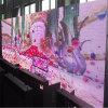 Hohe Auflösung P6 farbenreiche bekanntmachende LED-Innenbildschirmanzeige