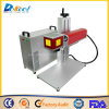 20W CNC Fiber Metal Laser Marking Machine 200mm*200mm für Sale