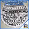 100%年の品質の綿円形浜毛布