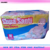 Velcro Tape를 가진 가나 Supa Santi Disposable Diapers