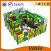 Equipamento interno do campo de jogos dos miúdos engraçados novos da série dos desenhos animados para a alameda de compra
