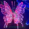 美しいLED Butterfly 3D Motif Light