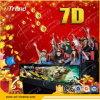 Thrilling reale 7D Simulator Spaceship Mini Cinema