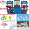Marca de fábrica del silicón de la entrerrosca del bebé que forma la máquina de moldear de Silcione de la máquina