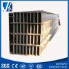 Il fascio d'acciaio di alta qualità H fissa il prezzo del ferro Jhx-Ss6045L