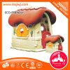 Plastic Huis van het Speelgoed van jonge geitjes het Openlucht en Binnen Plastic
