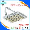 Éclairage LED pour Bridge Park Building 200W DEL Flood Light
