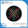 200mm Rouge Croix Vert Flèche Aspect LED Signal Modules
