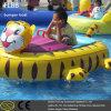 Model animal Water Park Inflatable Bumper Boat para Kid