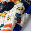 Poliestere Organza Jacquard Printed Fabric per Garment Textile (GLLML088)