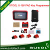 Actualización dominante auto del programador de la pista de Xtool X-100 en línea