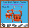 Sale caldo Egg Laying Concrete Brick Machine della Cina Manufacture