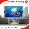 AdvertizingのためのP10 Outdoor Full Color LED Video Display Board